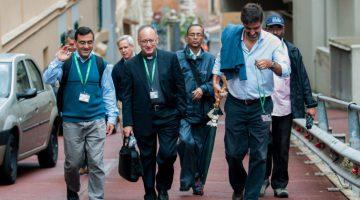 """The Jesuit """"Bed & Breakfast"""" in Rome"""
