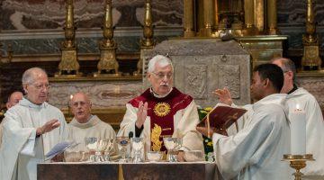 Mass of Thanksgiving – Oct 15