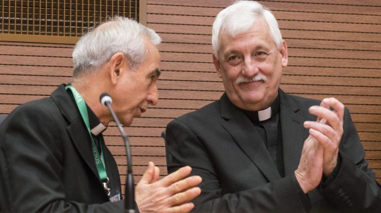 P. Arturo Sosa SJ, 31e père général de la Compagnie de Jésus