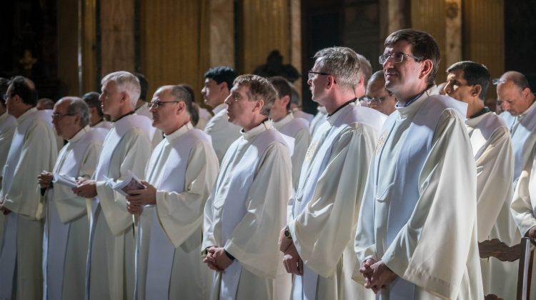 Preghiera dei fedeli per la celebrazione di ringraziamento della GC36