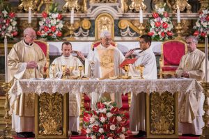 Closing Mass – Nov 12